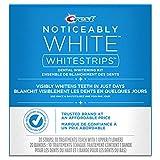 Crest Whitestrips Noticeably White Kit, 20 Teeth Whitening Strips, 10 Treatments