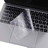 【1枚入り】キーボードカバー MacBook Pro 15インチ用 パソコンのキーボードカバー MacBook Pro Retina 15 A1398 JIS配列キーボードカバー キーボード カバー 保護フィルム 防水防塵 高い透明感 A1398 専用 ノートパソコン