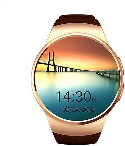Double système compatible montre fréquence cardiaque surveillance de la pression artérielle montre bleutooth téléphone portable appel montre Smart Watch cadeau personnalisation