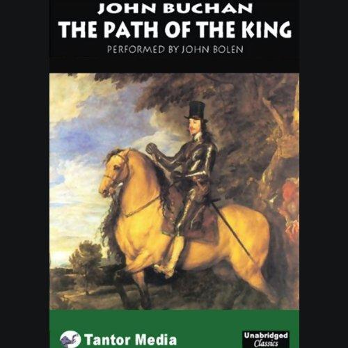 The Path of the King audiobook cover art