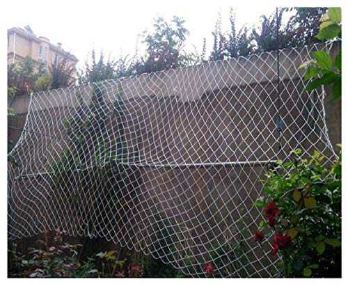 Hängenetze für Wandpflanzen, Anhängernetze, Frachtnetze, Containernetze, Treppengeländersicherheitsnetze, um zu verhindern, DASS Kinder in die Höhe Fallen, mehrere Größen, Seildicke 6 mm