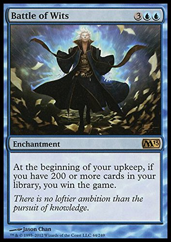 Magic: the Gathering - Battle of Wits (44) - Magic 2013