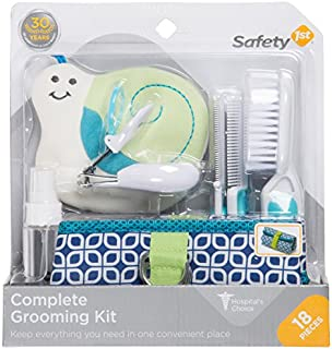 Safety 1st Complete Grooming Kit, Arctic Blue