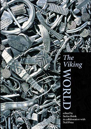 The Viking World (Routledge Worlds)