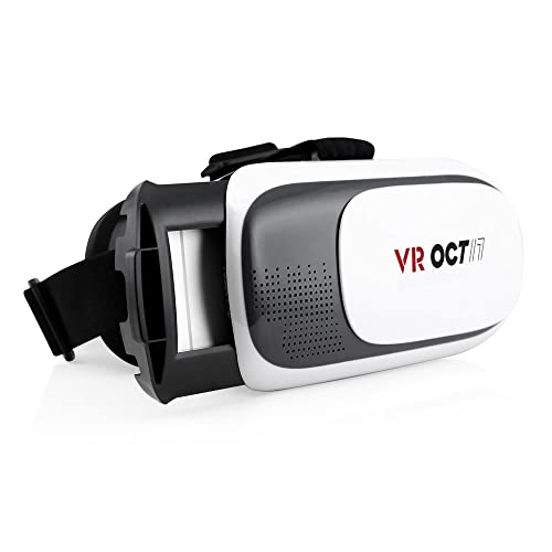 de9a14dc7bf1 OCT17 3D Glasses Virtual Reality Headset Game Video For iPhone Android IOS  Samsung HTC