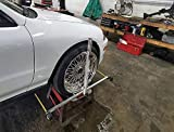 QuickTrick Toe Alignment Kit (15-20' Wheels Up to 38' Tires, Silver)