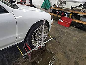 QuickTrick Toe Alignment Kit  15-20  Wheels Up to 38  Tires Silver