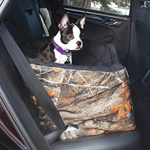 K&H Pet Products Bucket Booster Pet Seat, Realtree Edge Camo, Small