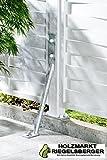 Gartenwelt Riegelsberger Sturmanker aus Stahl feuerverzinkt - zusätzlicher Schutz für