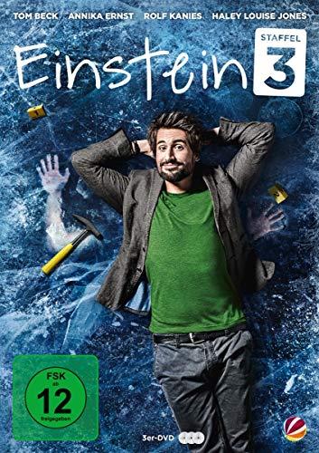 Einstein - Staffel 3 [3 DVDs]