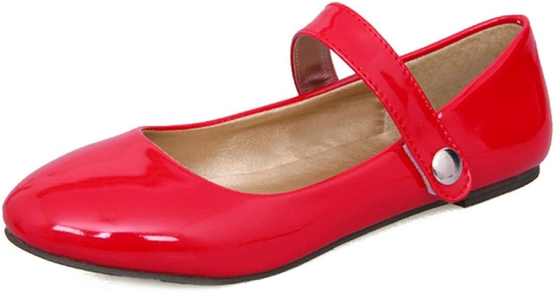 Fay Waters Woherrar Mary Jane skor Classic Ankle Ankle Ankle Strap Ballet Flats Casual Comfortable Slip On skor  heta sportar