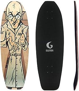 Glutier Surfskate Deck Villain Doctor 31,5 Skate S...