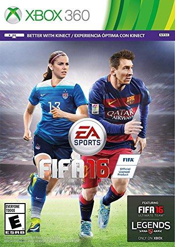 FIFA 16 - Standard Edition - Xbox 360 Alaska