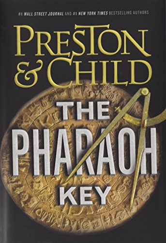 Image of The Pharaoh Key (Gideon Crew)