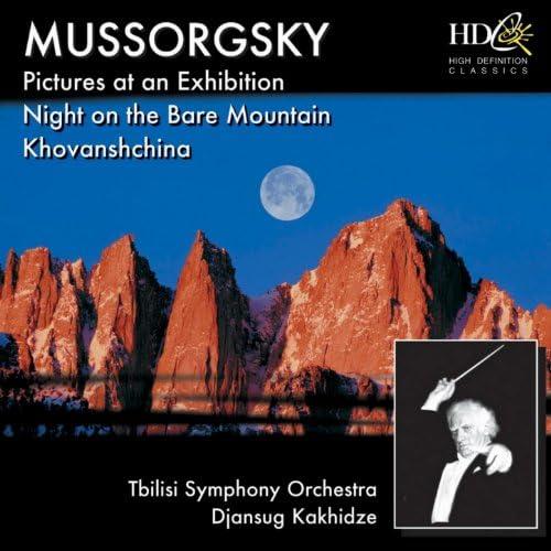 Tbilisi Symphony Orchestra, Djansug Kakhidze