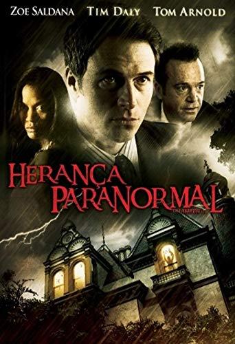 DVD Herança Paranormal - ZOE SALDANHA