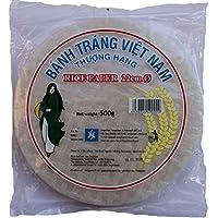 HS Rice Paper Vietnamese - Paquete de 40 x 500 gr - Total: 20000 gr