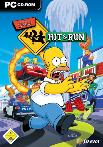 The Simpsons: Hit & Run (PC)