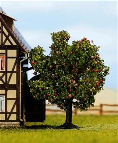 Noch 21560 Apple Tree with Fruit 7.5cm by Noch