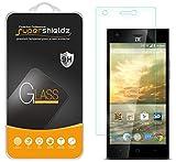 Supershieldz Designed for ZTE Warp Elite Tempered Glass Screen Protector, Anti Scratch, Bubble Free