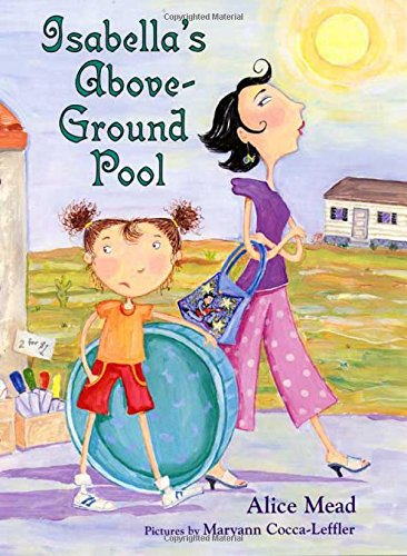 Isabella's Above-ground Pool