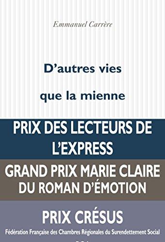 D'autres vies que la mienne (Fiction, 520021) (French Edition)