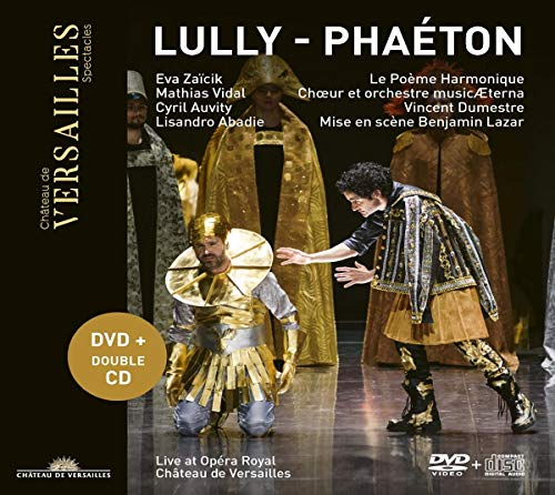 Lully: Phaéton ( DVD + 2 CD)