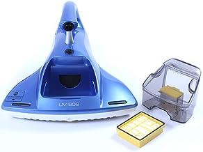 APENCHREN Sterylizator UV/odkurzacz ręczny do łóżka domowego, rozszerzona filtracja HEPA do materacy, poduszek, sof i dywa...