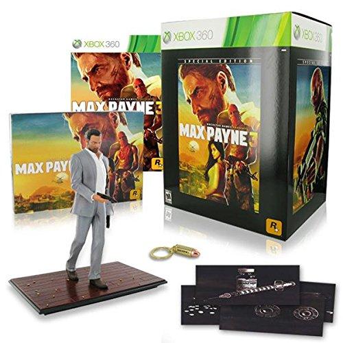 Max Payne 3: Special Edition (Xbox 360) [Importación Inglesa]