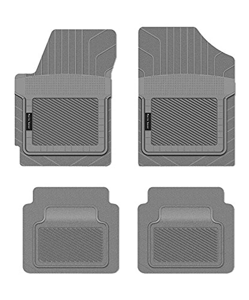 PantsSaver (2906102) Custom Fit Car Mat 4PC - Gray zkzcldohtc
