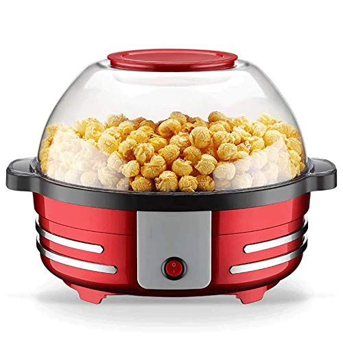Purchase CXS Popcorn Machin Stirring with Quick-Heat Technology, 5L High Capacity Microwave Popcorns...