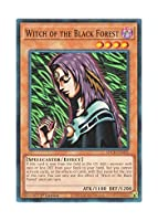 遊戯王 英語版 SDCH-EN016 Witch of the Black Forest 黒き森のウィッチ (ノーマル) 1st Edition