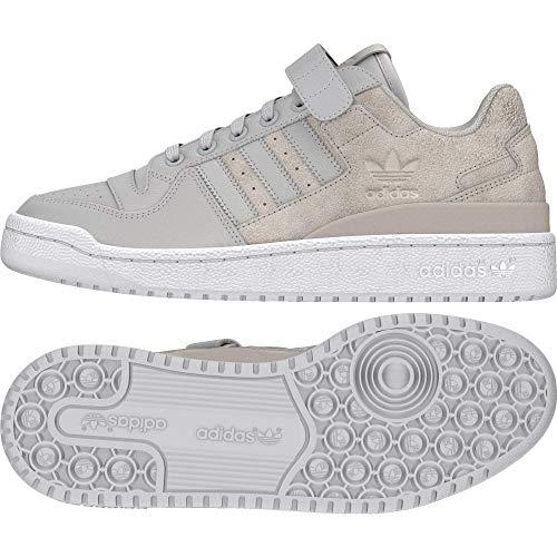 ADIDAS ORIGINALS Forum Low Sneakers Damen, Grau (Gridos / Gridos / Purtra 000), 42 EU