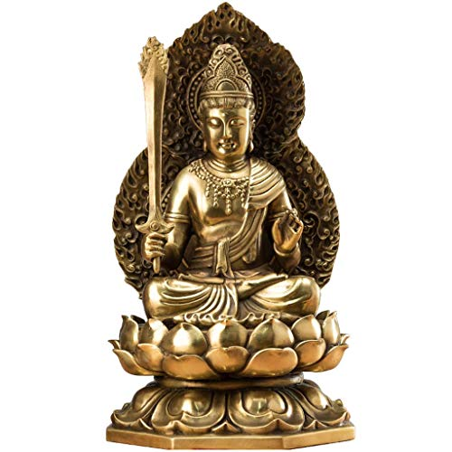 Decoración de la estatua de Buda 10.6 pulgadas meditación Zen Orar estatua de Buda for la yoga, relajación, espiritual, paz, amor acentos Inicio, Todos los productos Office Decor / Decoración Buddah F