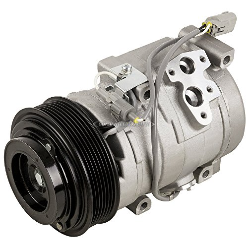 For Caterpillar All Models 1985-2008 AC Compressor & A/C Clutch - BuyAutoParts 60-03358NA New