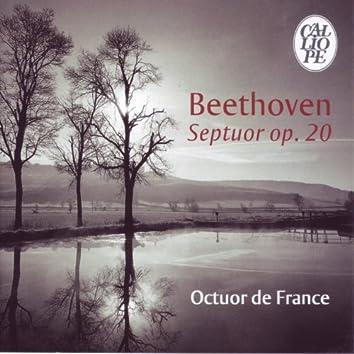 Beethoven & Blanc : Septuors