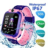 Best Gps For Kids - LDB Direct Kids Smartwatch Waterproof with SOS Camera Review