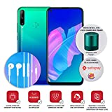 "HUAWEI P40 Lite E con Cuffia AM115, Display FullView da 6.39"", Kirin..."