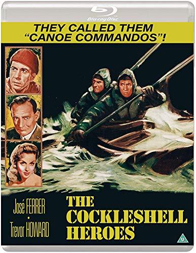 The Cockleshell Heroes (Eureka Classics) Blu Ray [Blu-ray]