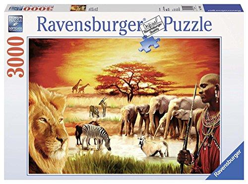Ravensburger 17056 Stolzer Massai