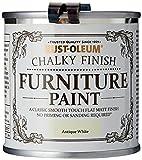 Rust-Oleum RO0070002X1 - Pintura De Chalky Finalizar Muebles - Blanco Antiguo - 125Ml
