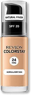 REVLON レブロン リキッド ファンデーション カラーステイ メイクアップ 乾燥肌用 30ml (240 ミディアムベージュ) [並行輸入品]