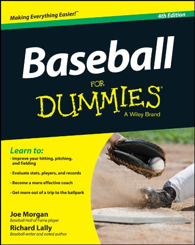 Baseball For Dummies (English Edition)