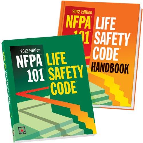 NFPA 101®: Life Safety Code® and Handbook Set, 2012 Edition