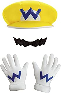 Best wario hat and mustache Reviews