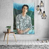 2021 町田啓太(Machida Keita) タペストリー ファッションの絶妙な印刷リビングルームの入り口寝室の背景壁の装飾カスタマイズされた壁掛け布 (152*102cm)