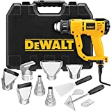 DEWALT Heat Gun with LCD Display & Hard...