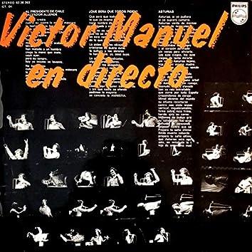 Victor Manuel En Directo