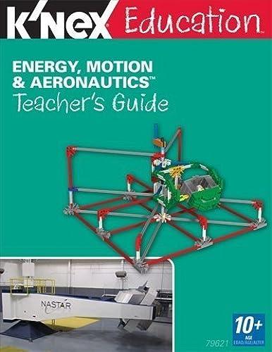 KNEX 79621 Education Energy& 44; Motion and Aeronautics by K'Nex