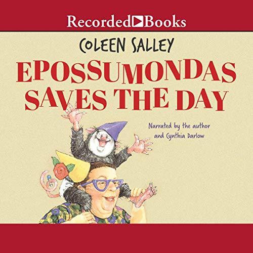 Epossumondas Saves the Day  By  cover art